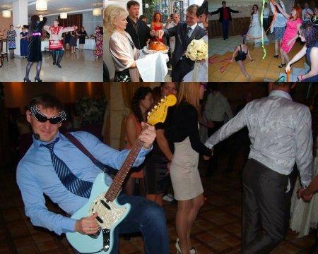 Заказать тамаду на свадьбу в Иваново.