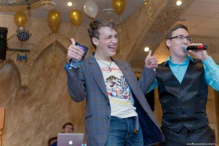 Заказать ведущего на свадьбу в Иваново.