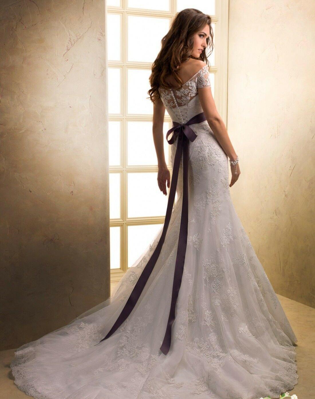 Тренд свадебных платьев 2014 9