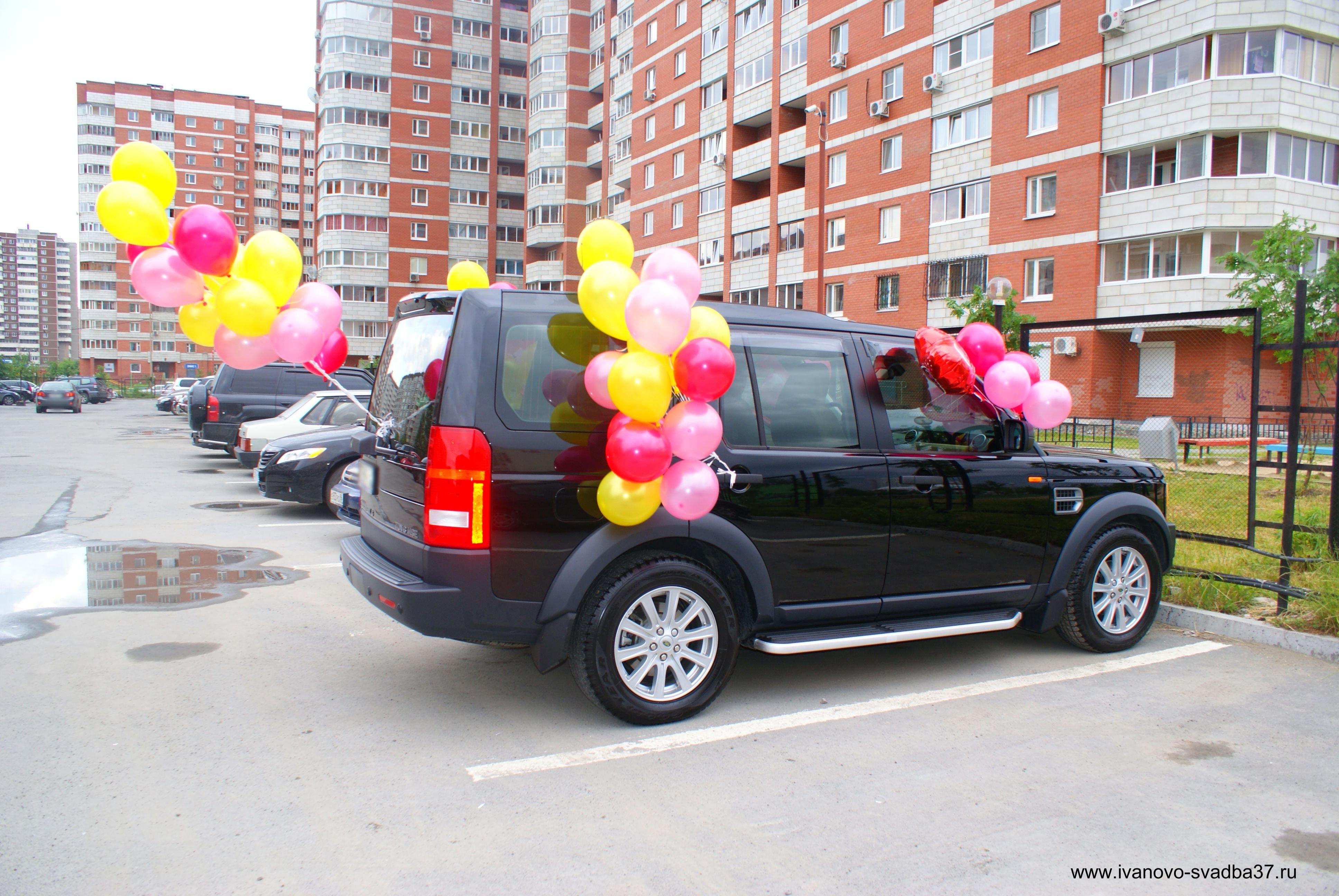 Свадебные украшения на машину своими руками. Как украсить машину на 97