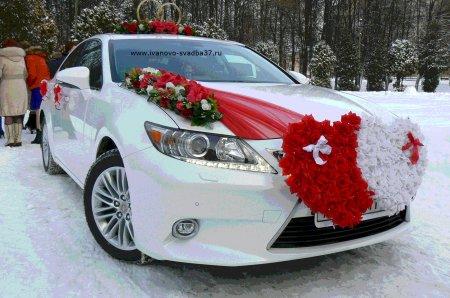 Свадебные Машины Иваново - Заказать Свадебный кортеж - Аренда и