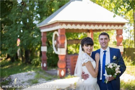 Где заказать фотографа на свадьбу в Иваново