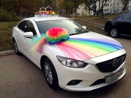 Свадебные Машины Иваново - Кольца на машину - Аренда и Прокат
